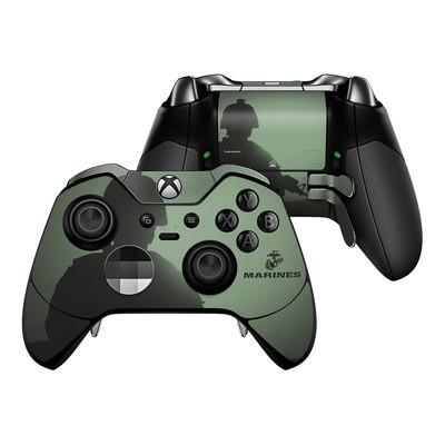 Microsoft Xbox One Elite Controller Skin - Night Vision