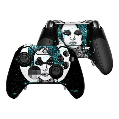 Microsoft Xbox One Elite Controller Skin - The Siren
