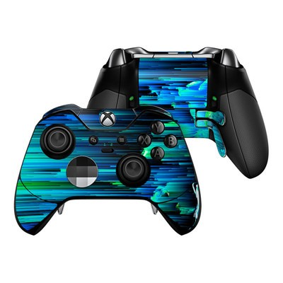 Microsoft Xbox One Elite Controller Skin - Space Race