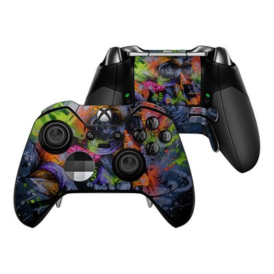 Microsoft Xbox One Elite Controller Skin - Speak