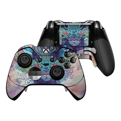 Microsoft Xbox One Elite Controller Skin - Spectral Cat