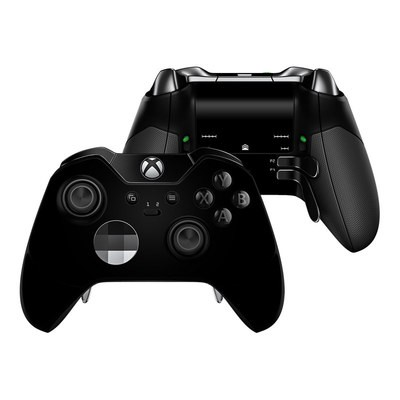 Microsoft Xbox One Elite Controller Skin - Solid State Black