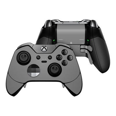 Microsoft Xbox One Elite Controller Skin - Solid State Grey