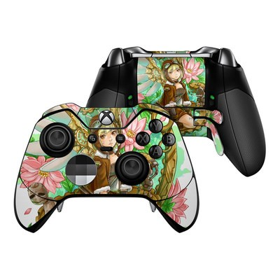 Microsoft Xbox One Elite Controller Skin - Steampunk Angel