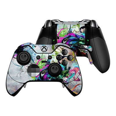 Microsoft Xbox One Elite Controller Skin - Streaming Eye