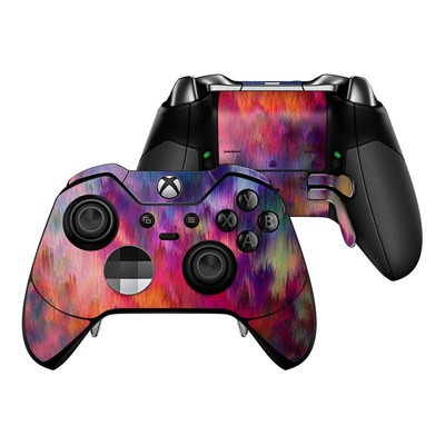 Microsoft Xbox One Elite Controller Skin - Sunset Storm