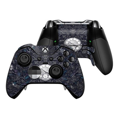 Microsoft Xbox One Elite Controller Skin - Time Travel