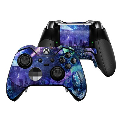 Microsoft Xbox One Elite Controller Skin - Transcension