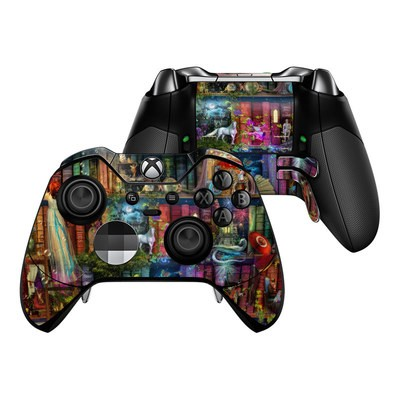Microsoft Xbox One Elite Controller Skin - Treasure Hunt