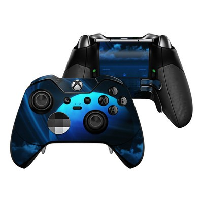 Microsoft Xbox One Elite Controller Skin - Tropical Moon