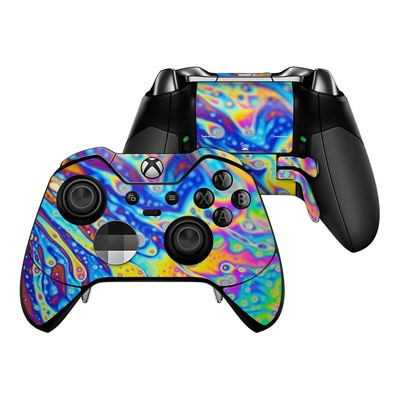 Microsoft Xbox One Elite Controller Skin - World of Soap