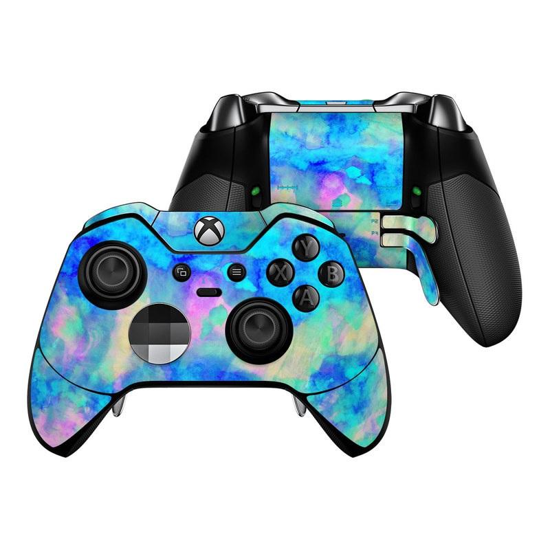 Microsoft Xbox One Elite Controller Skin - Electrify Ice Blue