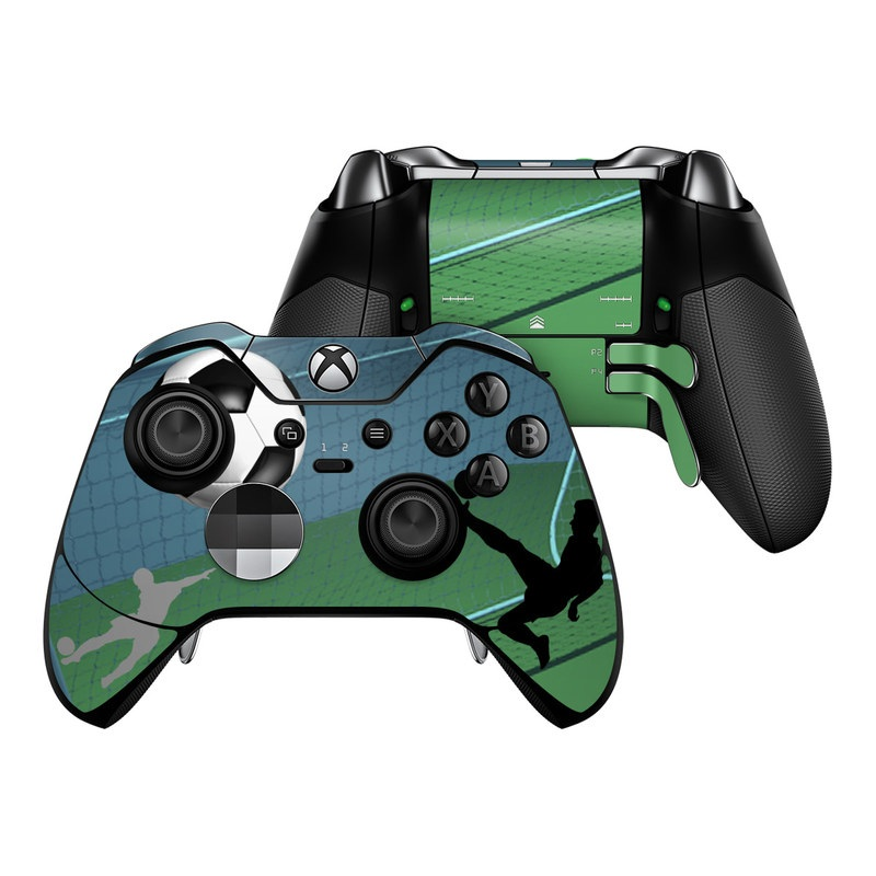 Microsoft Xbox One Elite Controller Skin Soccer Life By