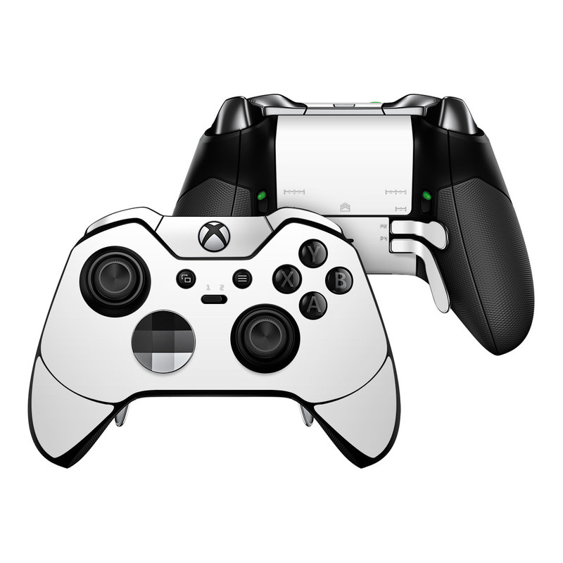 Microsoft Xbox One Elite Controller Skin Solid State