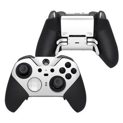 Microsoft Xbox One Elite Controller 2 Skin - Solid State White