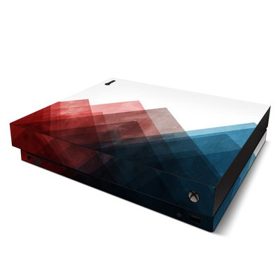 Microsoft Xbox One X Skin - Journeying Inward