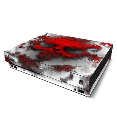 Microsoft Xbox One X Skin - War Light