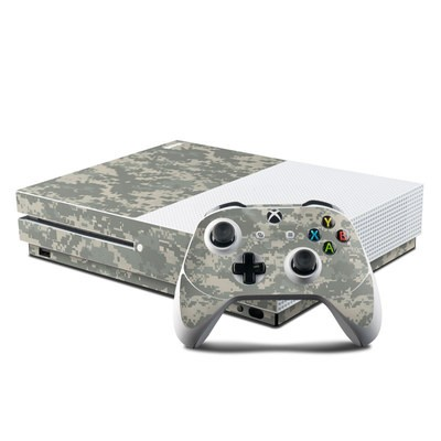 Microsoft Xbox One S Console and Controller Kit Skin - ACU Camo