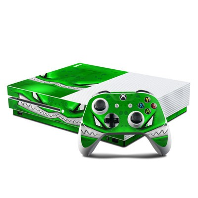 Microsoft Xbox One S Console and Controller Kit Skin - Chunky