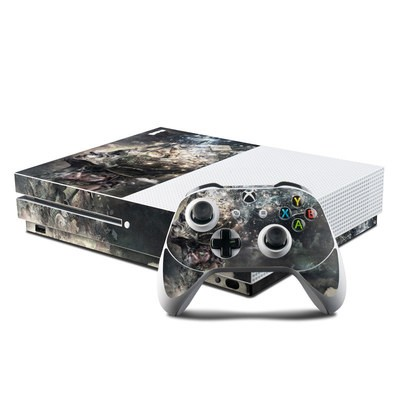 Microsoft Xbox One S Console and Controller Kit Skin - Coma