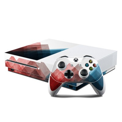 Microsoft Xbox One S Console and Controller Kit Skin - Journeying Inward