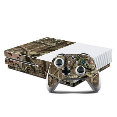Microsoft Xbox One S Console and Controller Kit Skin - Break-Up Infinity