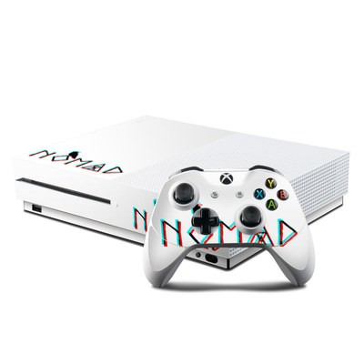 Microsoft Xbox One S Console and Controller Kit Skin - Nomad 3D