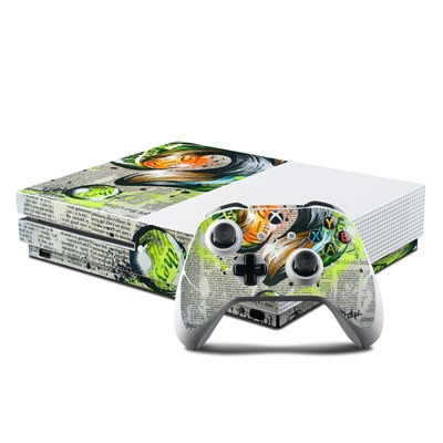 Microsoft Xbox One S Console and Controller Kit Skin - Question
