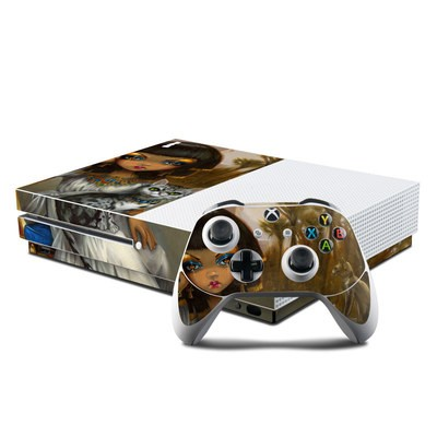 Microsoft Xbox One S Console and Controller Kit Skin - Sanura