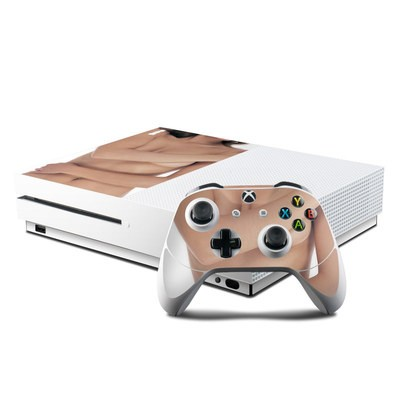 Microsoft Xbox One S Console and Controller Kit Skin - Sexy Girl