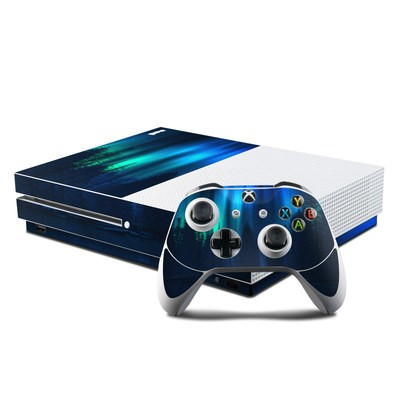 Microsoft Xbox One S Console and Controller Kit Skin - Song of the Sky
