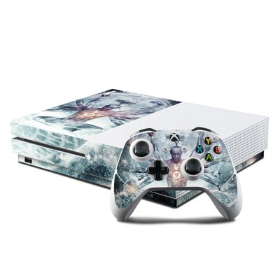 Microsoft Xbox One S Console and Controller Kit Skin - The Dreamer