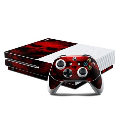 Microsoft Xbox One S Console and Controller Kit Skin - War