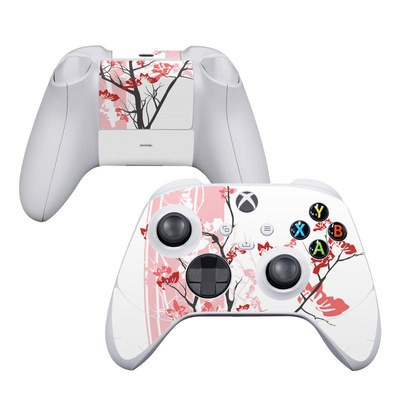 Microsoft Xbox Series S Controller Skin - Pink Tranquility