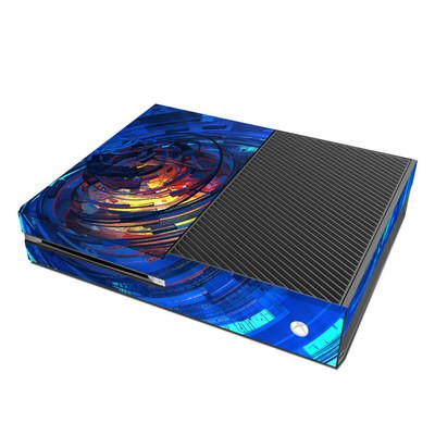Microsoft Xbox One Skin - Clockwork