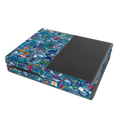 Microsoft Xbox One Skin - Cosmic Ray
