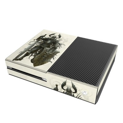Microsoft Xbox One Skin - Dark Knight