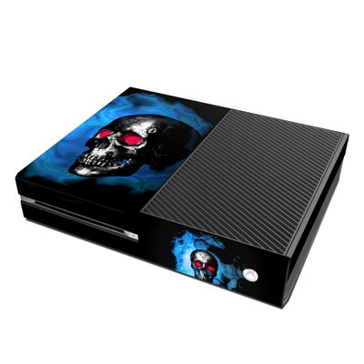 Microsoft Xbox One Skin - Demon Skull