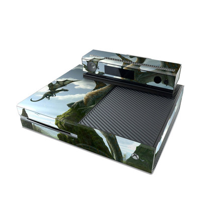 Microsoft Xbox One Skin - First Lesson