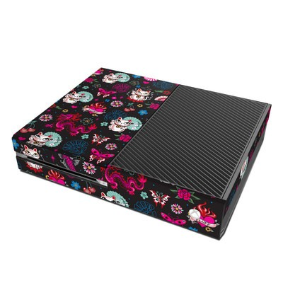 Microsoft Xbox One Skin - Geisha Kitty