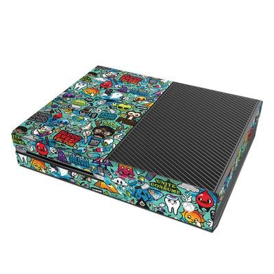 Microsoft Xbox One Skin - Jewel Thief