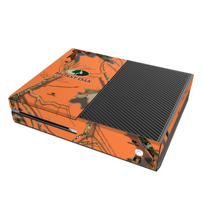 Microsoft Xbox One Skin - Break-Up Lifestyles Autumn