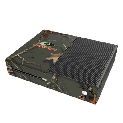 Microsoft Xbox One Skin - Break-Up Lifestyles Evergreen