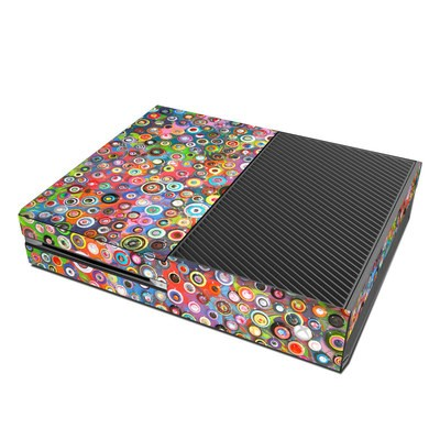 Microsoft Xbox One Skin - Round and Round