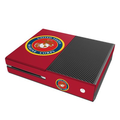 Microsoft Xbox One Skin - USMC Red