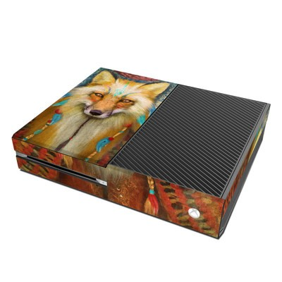 Microsoft Xbox One Skin - Wise Fox