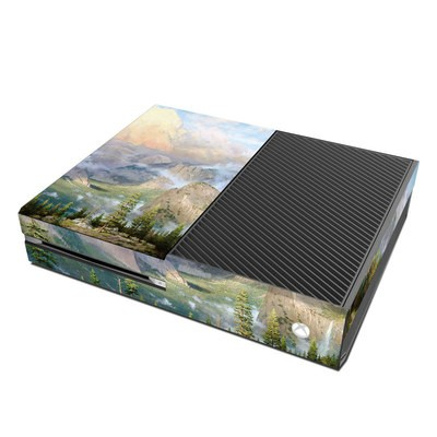 Microsoft Xbox One Skin - Yosemite Valley