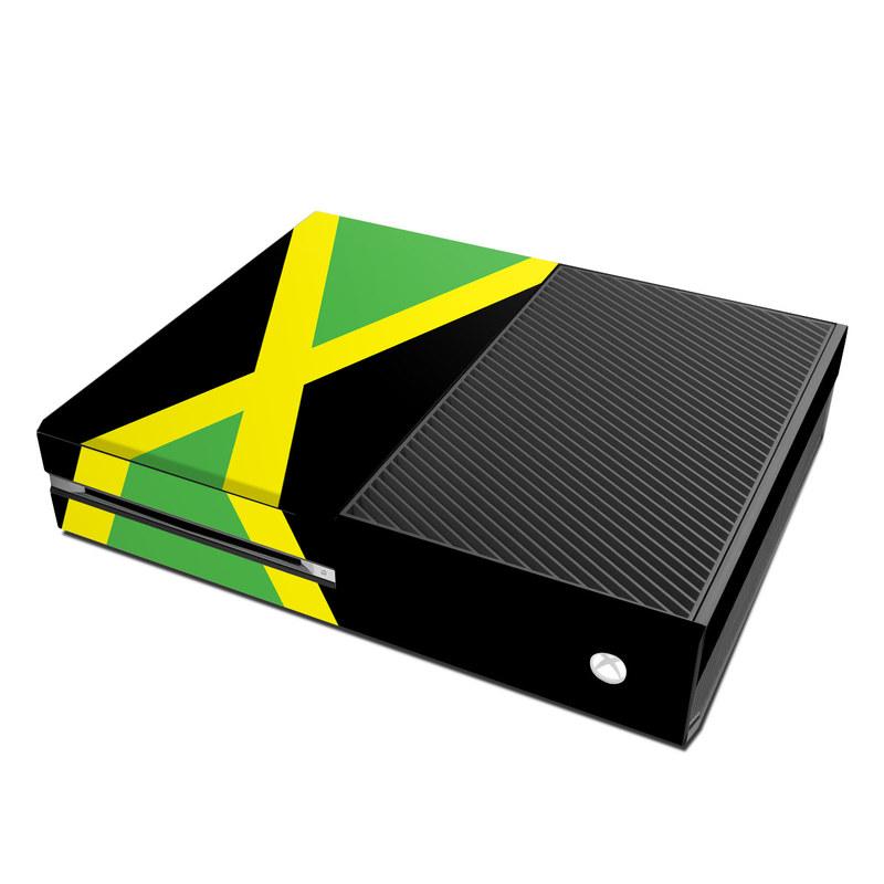 Microsoft Xbox One Skin - Jamaican Flag
