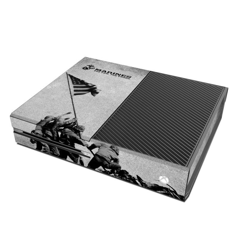 Microsoft Xbox One Skin - Flag Raise by US Marine Corps ...Xbox One Skins