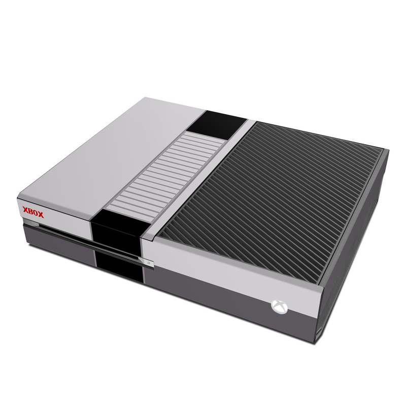 Microsoft xbox one skin retro horizontal